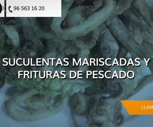 Menú del día en El Campello: La Freiduría Andaluza