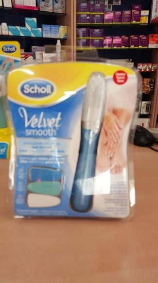 Lima Electrónica Velvet Smooth – Dr. Scholl: Productos y Promociones de Farmacia Lucía