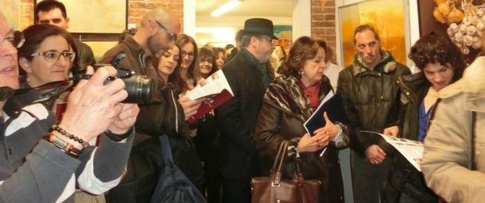 Entrega de Premios de la X Edición del Premio Internacional de Bellas Artes Joan Bosch Boldú