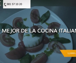 Restaurante pizzería en Santiago de Compostela | Gambrinus de Pura Pasta Italiana