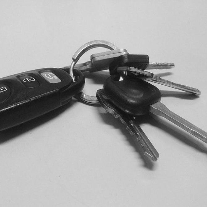 ¿Qué tipos de llaves de coche existen?