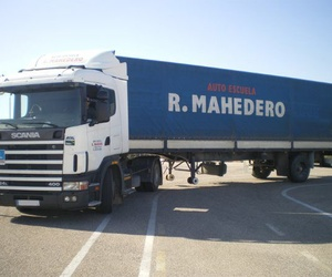 Sacarse el carnet de camión en Jaén