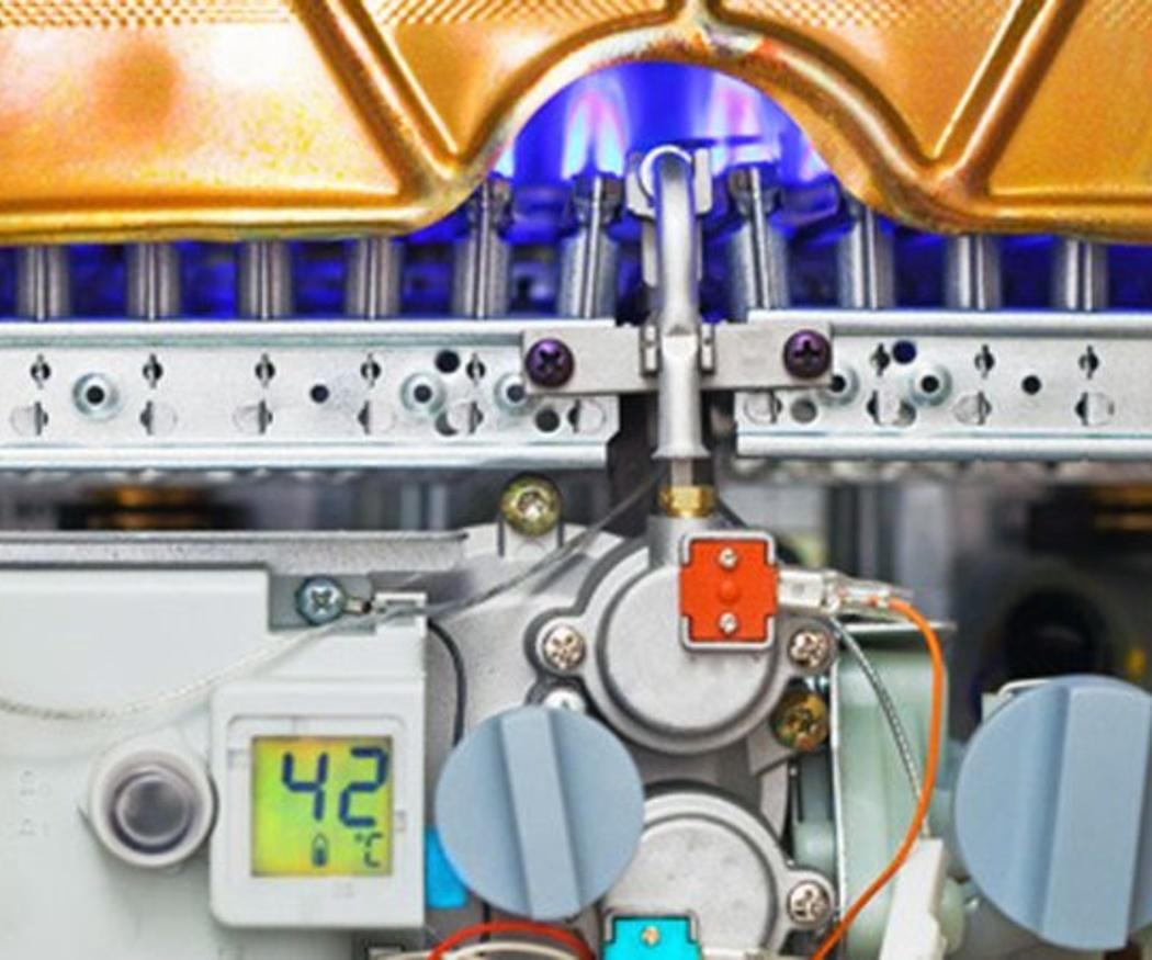 Pautas sobre el uso de las calderas de gas