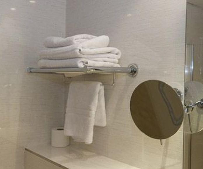 Complementos para el baño: Catálogo de ZINNIA TILES S.L