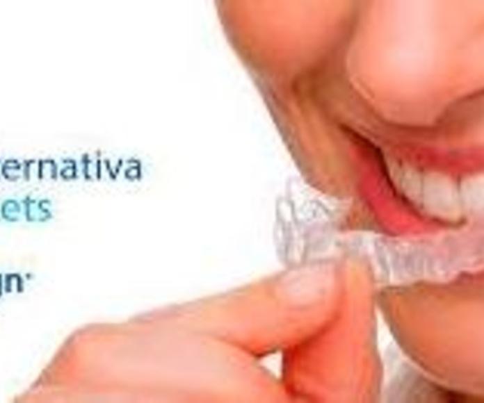 Ortodoncia invisible: Tratamientos dentales de Clínica Dental Dres. Nuñez García