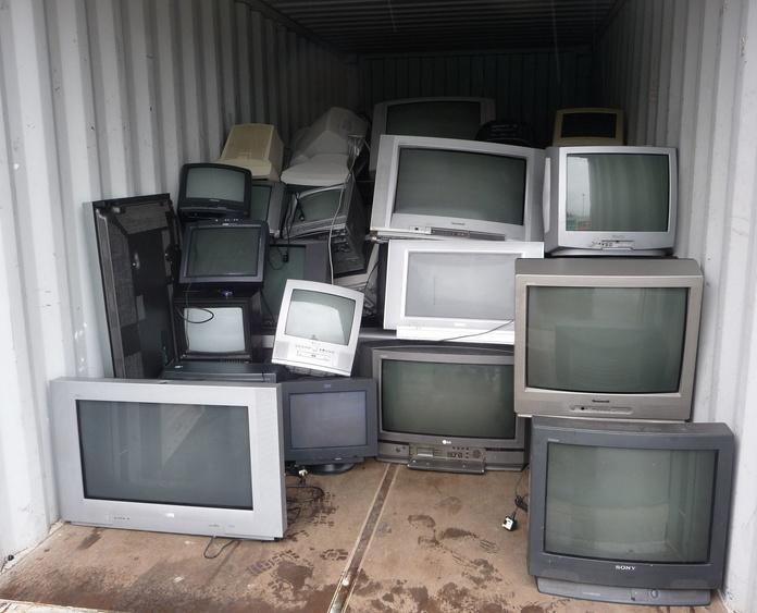 Gestión de residuos eléctricos y electrónicos: RAEE´S
