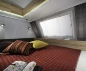 Caravana Adria Altea en Asturias