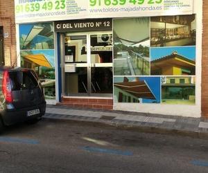 Fabricación venta e instalación de toldos