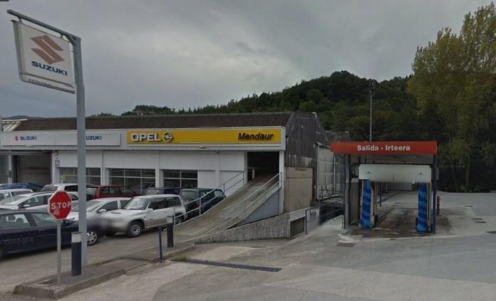 Concesionario Opel en Navarra
