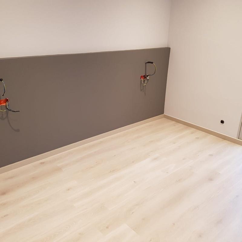 Interiorismo: Servicios de Paco Ruiz Pintors
