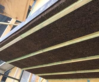 Soluciones  de fachadas con Paneles de Cemento: Servicios de Rinso Montajes e Instalaciones, S.L.