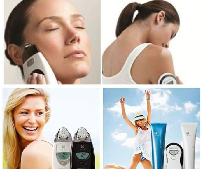 Galvanic Spa y Body trio