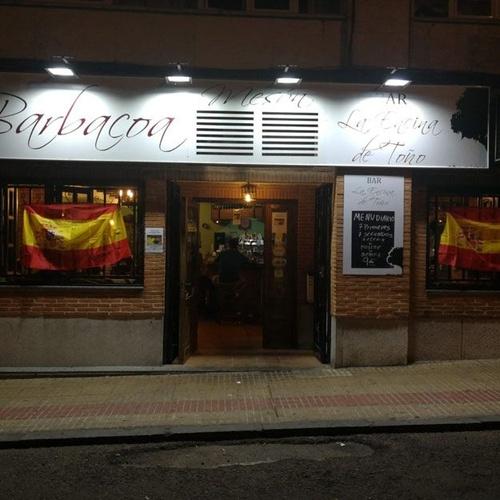 Restaurante de carnes a la parrilla en Salamanca