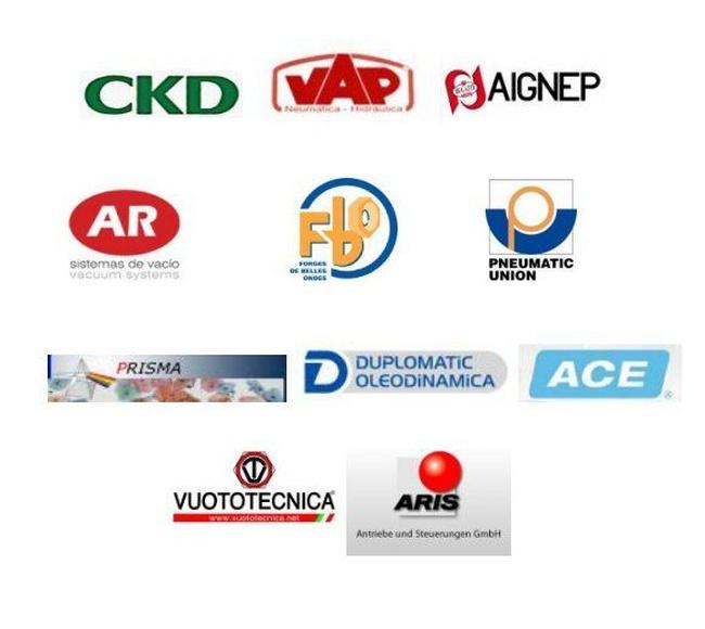 Marcas: Productos de Maquinaria Industrial Rou S.L.