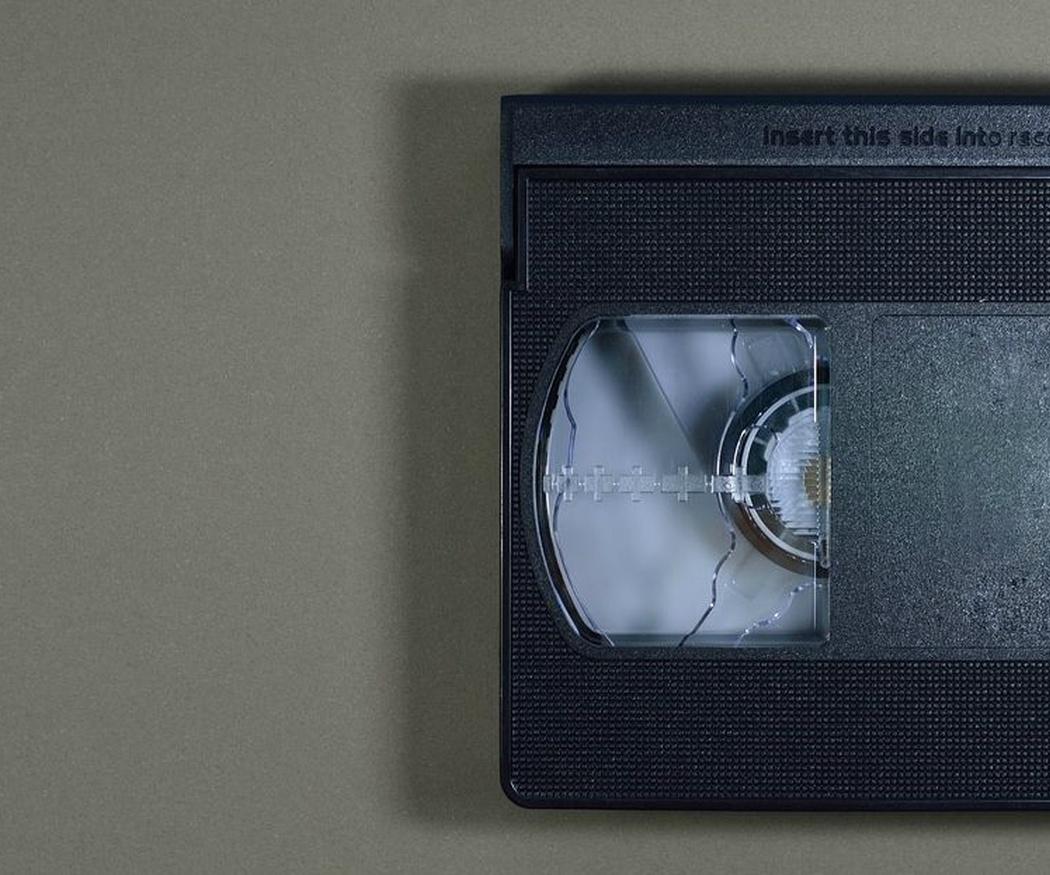¿Cuándo surgió el VHS?