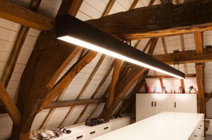 LAMPARA LINEAL LED