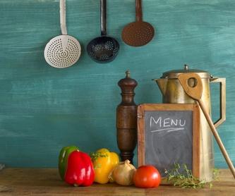 Plancha: Productos de Restaurant Cal Marc