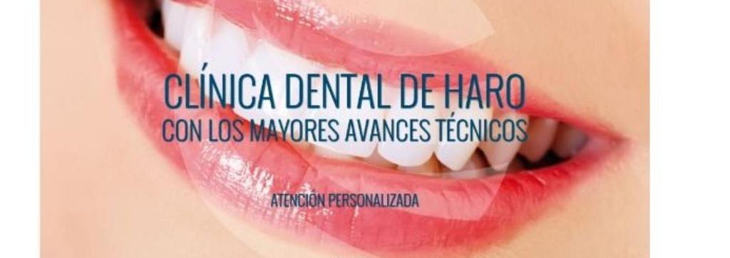 Estética dental en Haro