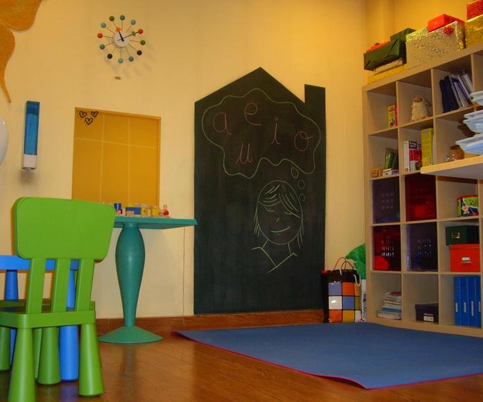 Psicopedagogia Centro GOA Oviedo