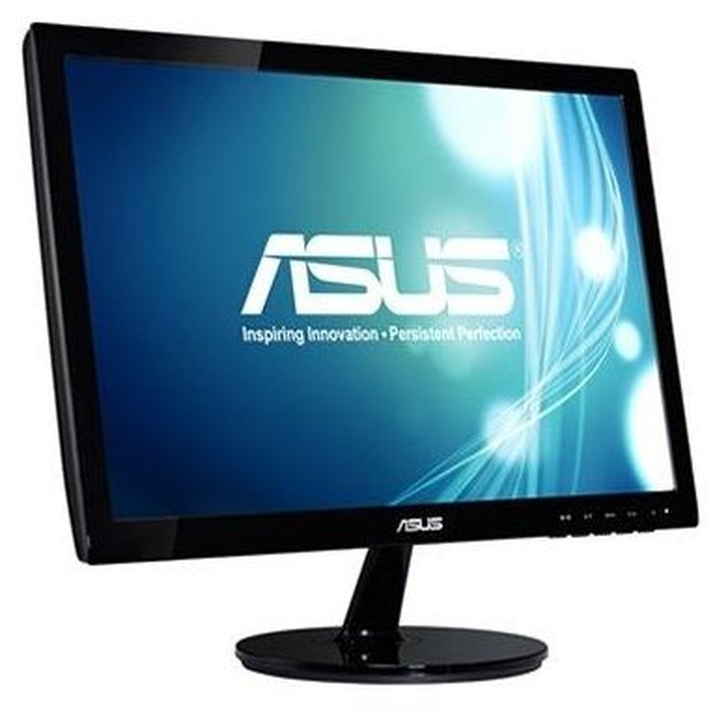 "Asus VS197DE Monitor 18.5"" LED 5ms : Productos y Servicios de Stylepc"