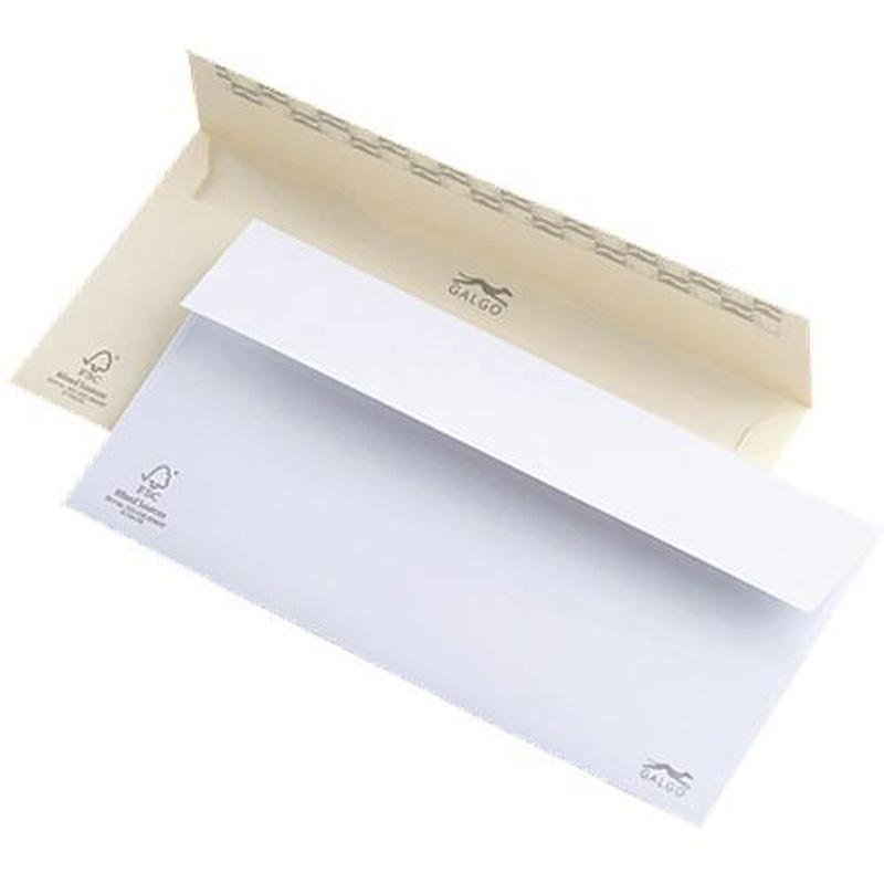 Galgo caja de 250 sobres 10X220 Autodex. REF.54239: Tienda On-line de Papelería La Creativa