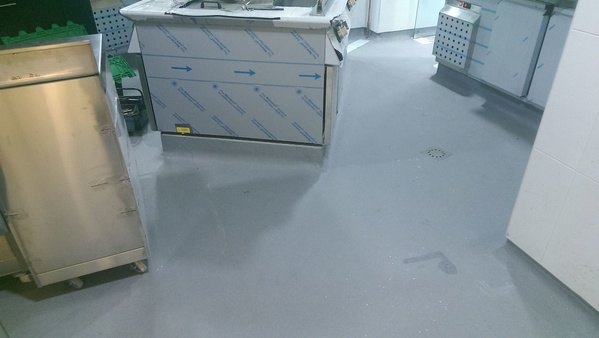 Pavimento antideslizante de Pvc