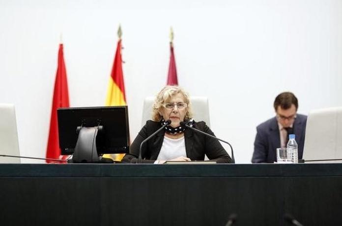 Carmena planea iniciar la construcción de 4.200 pisos públicos hasta 2019