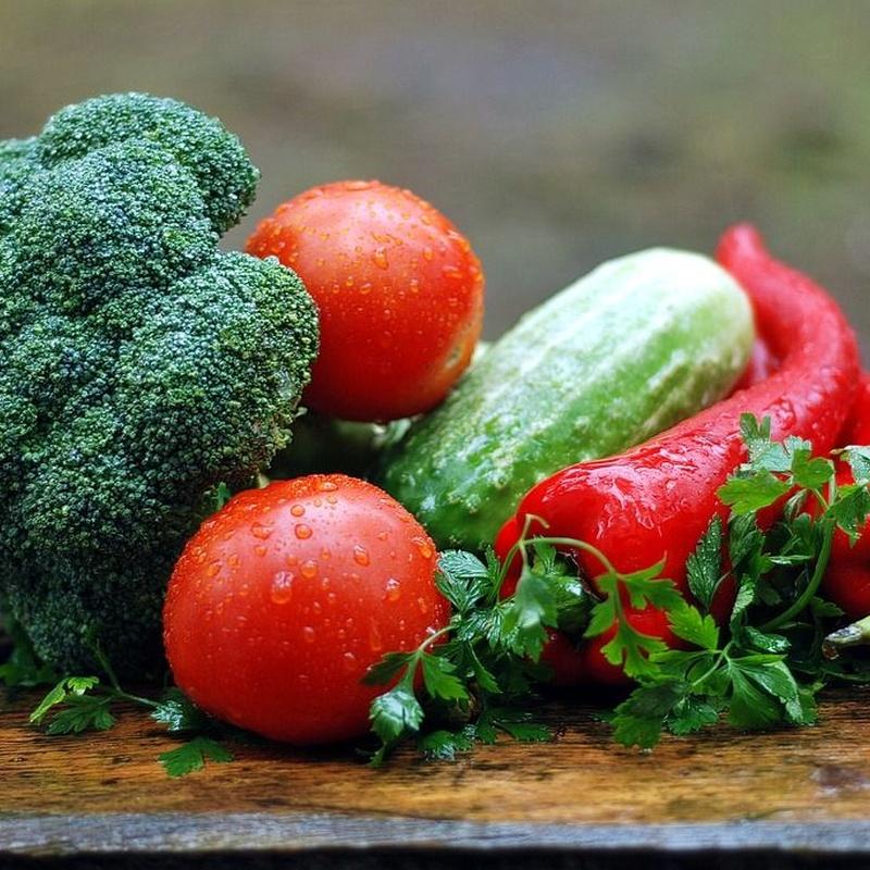 Mayoristas de frutas y hortalizas: Servicios de Agronatural