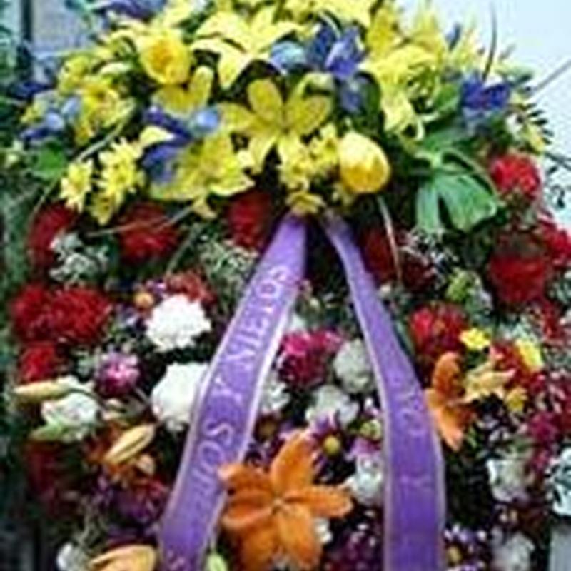 Funerario: Catálogo de Cardona Flors i Plantes