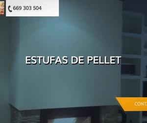 Estufas de pellets en Ferrol