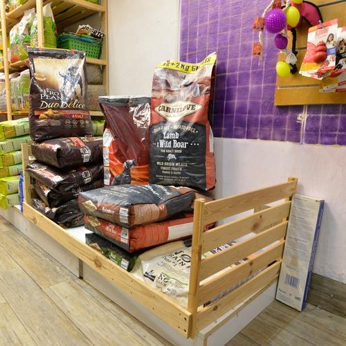 Alimentación para perros sin cereales  en Bilbao