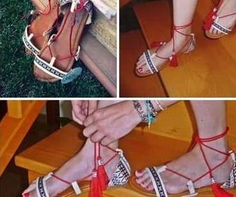 Mocasines : Calzado y complementos de Zapatería Ana García