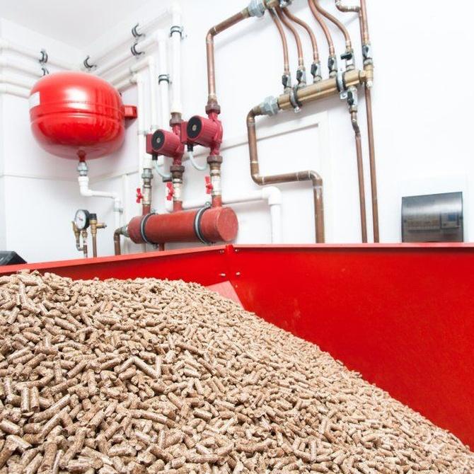 Algunas ventajas de la calefacción con pellets