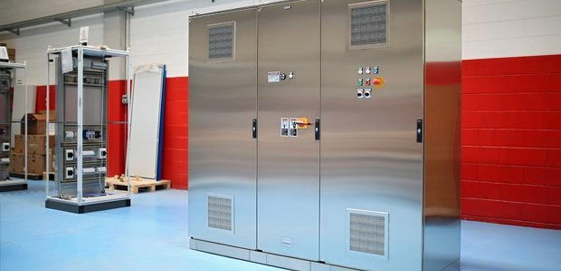 Instalaciones eléctricas del sistema ATEX en el Vallès Occidental