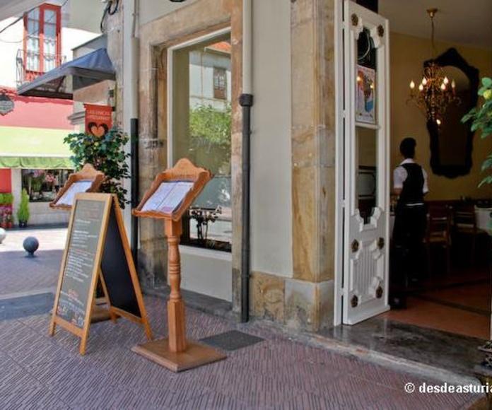 RESTAURANTE - MESÓN -SIDRERÍA: Especialidades  de Restaurante Casa Gaspar