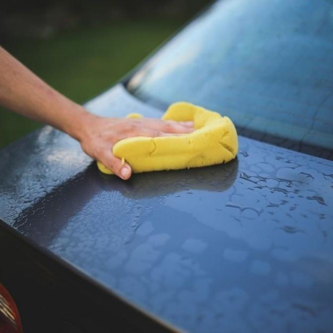 Ventajas de lavar el coche a mano