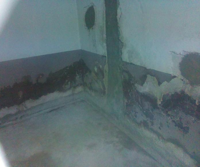 impermeabilizacion de garaje asturias
