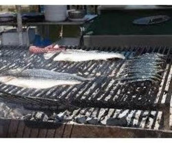 Otros pescados: Carta de Mandanga Hogar del Pescador