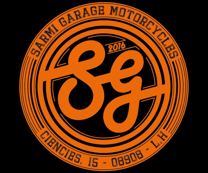 Sarmi Garage taller de motos