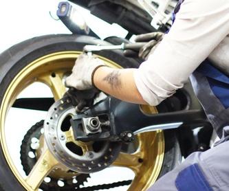 Reparación de motos en Barcelona
