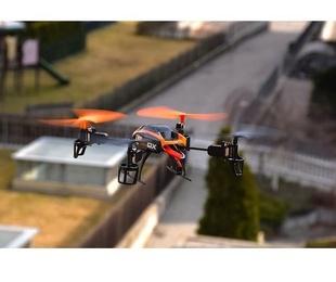 Servicio con Drone