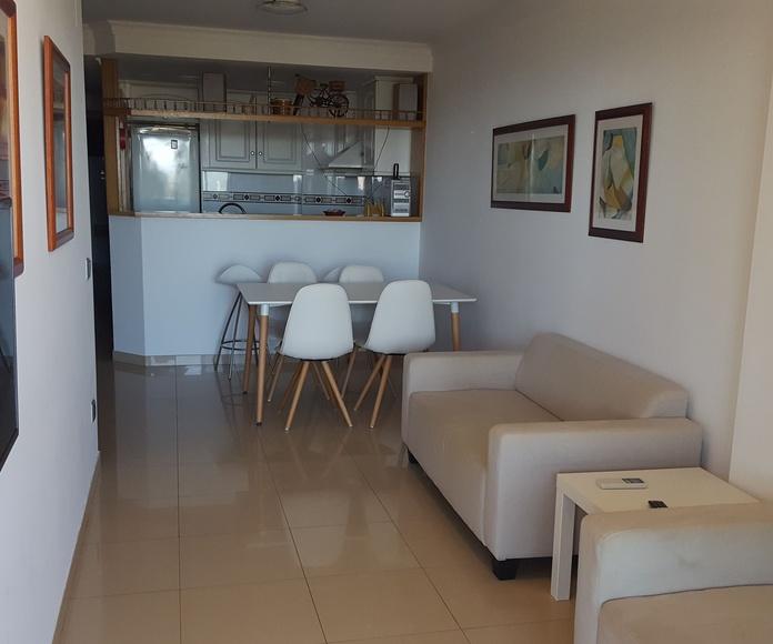 Alquiler Apartamentos en Xeraco Primera linea Frontal al mar: Apartamentos de Grupo Xeraco Habitat