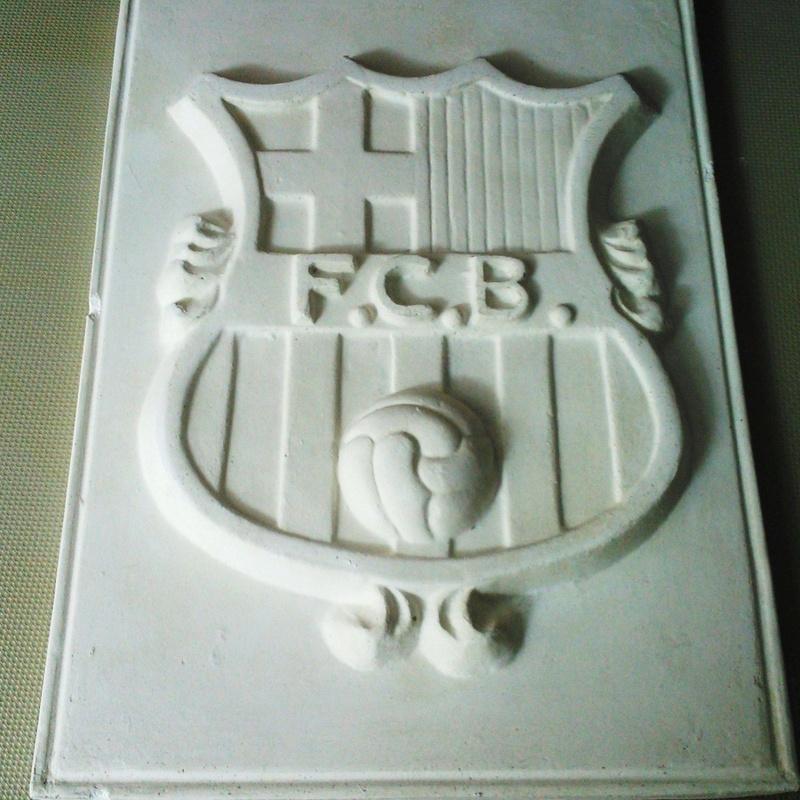 ESCUDO F.C BARCELONA
