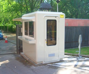 Cabina 1,50 x 2,20 m. >Control organismos publicos