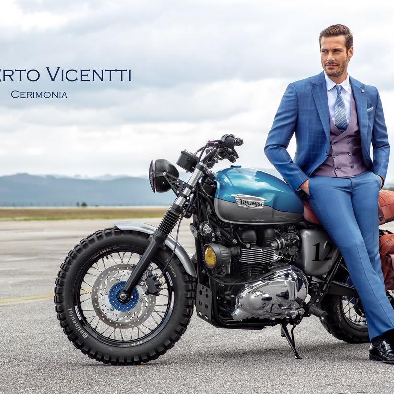 Nuestras marcas: Roberto Vicentti: Colecciones de Pujol Vilà