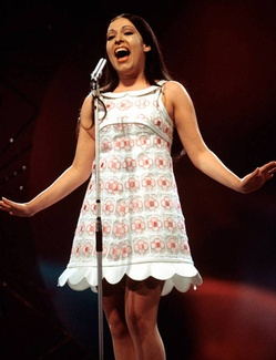 24 mayo de 1956 I Festival de la Canción de Eurovisión