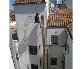 Impermeabilización: Servicios de Aragonesa de Alturas