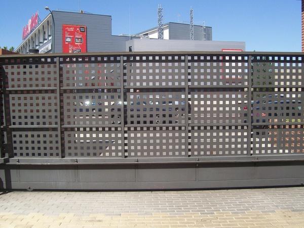Puerta corredera en Madrid