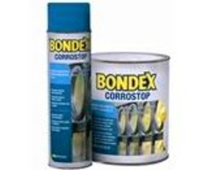 Bondex corrostop, esmaltes anticorrosivos
