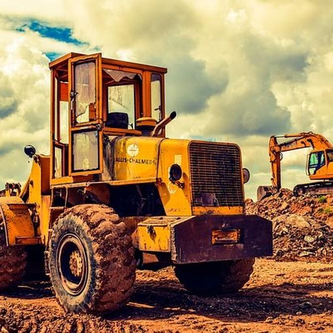 La construcción de una vivienda empieza en los cimientos